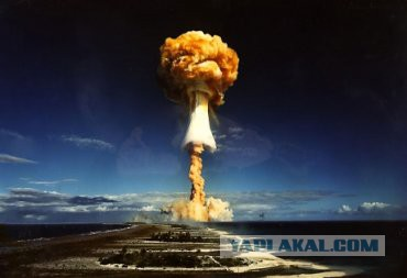 Россия нанесла тренировочный ядерный удар по...