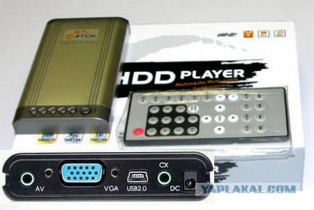 MATCH TECH HDD MP-401 медиаплеер.