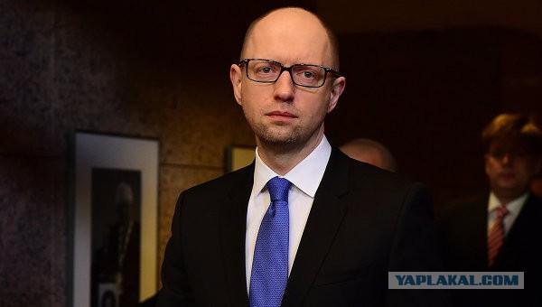 Яценюк: возвращать Донецк и Луганск военным путем