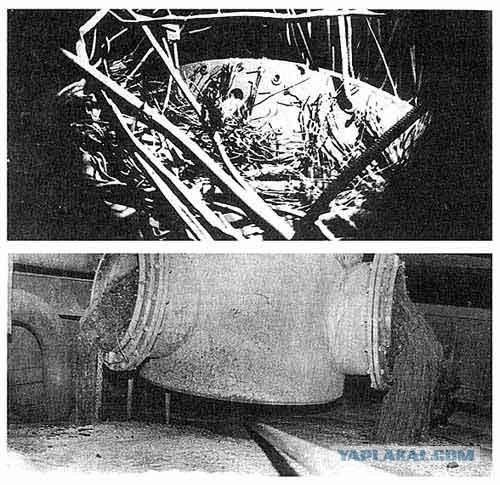 Чернобыль: внутри реактора
