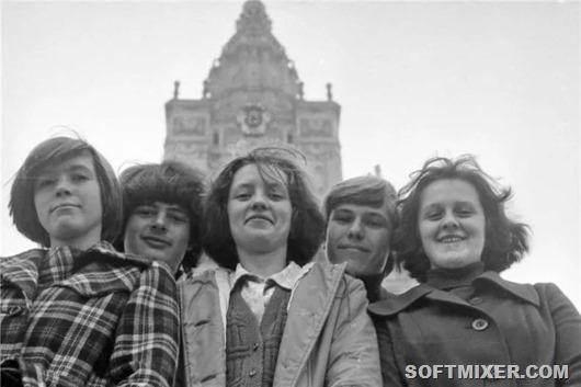 Советские женщины в общежитии