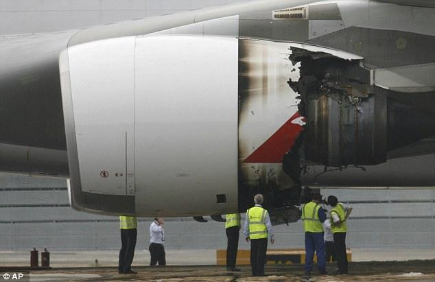 Отказ двигателя-это неприятно, особенно в воздухе
