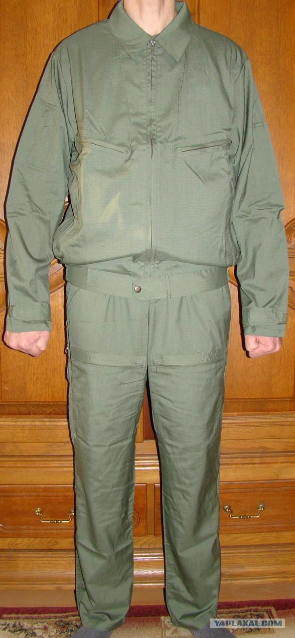 Лётный костюм олива для жарких регионов 50/5