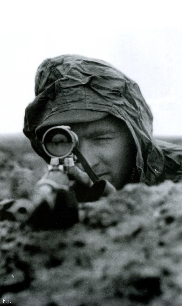 Он был снайпером вермахта а стал советским шахтёром.Почему его не расстреляли?