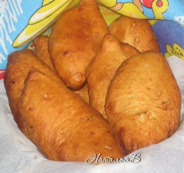 жареные пирожки с повидлом рецепт с фото