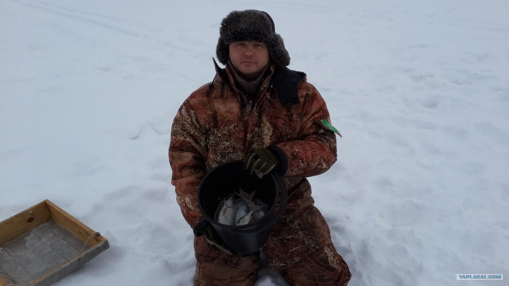 нижнекамск рыбалка сегодня