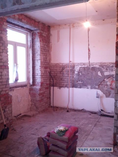 Ремонт в сталинской квартире своими руками 45