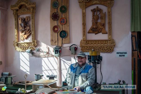 """8 скульпторов в год. Самый """"таинственный"""" факультет челябинского худ.училища"""