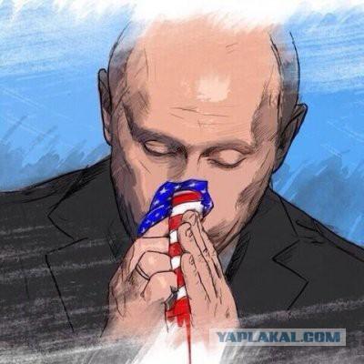 Владимир Путин делает главный удар …