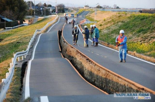 Как такие дороги в Японии получаются?