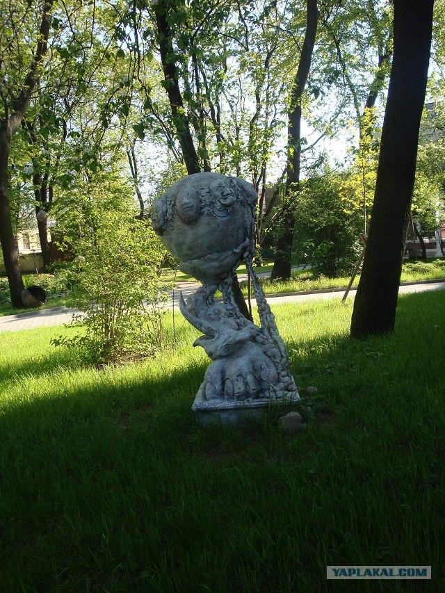 Прогулка по Петербургу