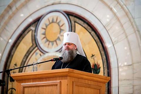Митрополит Меркурий намерен добиваться введения уроков религиозных культур с 1-го по 11-й класс