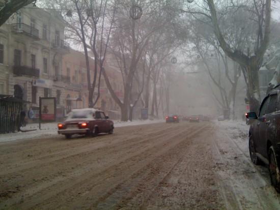 Одесса сегодня! 16.12.09
