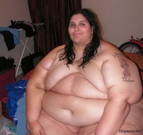 фото голых очень толстых баб