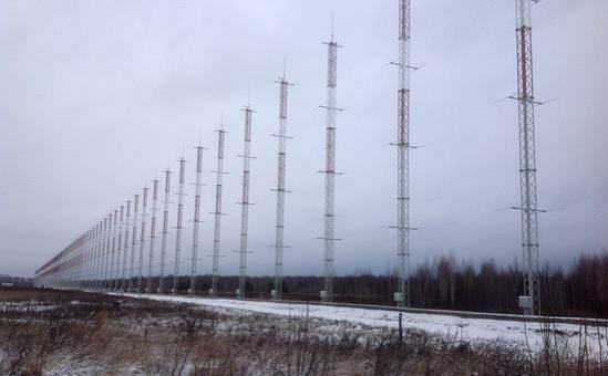 В Мордовии заступил на боевое дежурство новый радар «Контейнер», способный обнаруживать воздушные цели, движущиеся на гиперзвуке