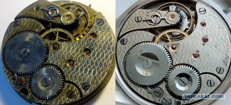 ремонт механических часов в курске способ