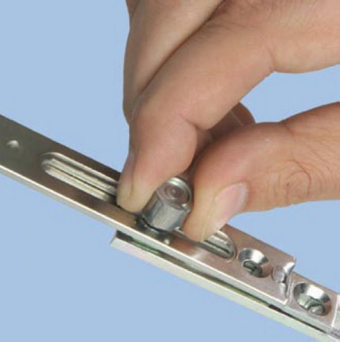 Установка дополнительных точек прижима - технологии оконного.