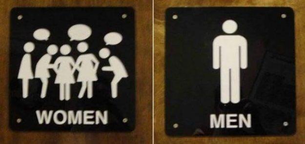 Объяснить разницу между М и Ж можно по разному