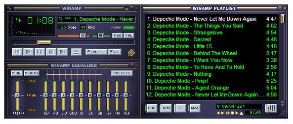 Музыкальный проигрыватель Winamp перезапустится после пяти лет отсутствия обновлений