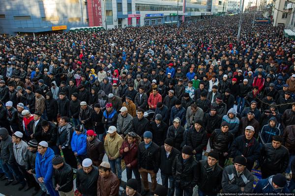 """""""Такого кошмара нет нигде в мире"""" опубликованы шокирующие цифры по мигрантам в России."""