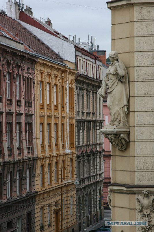 Небольшой экскурс по Праге