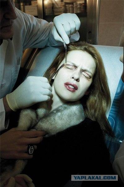 Пластическая хирургия - взгляд изнутри