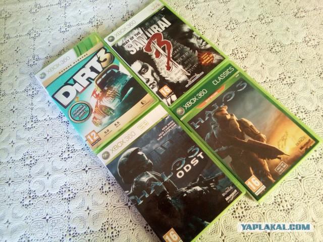 Отдам Даром 2 игры для Xbox360 в Москве