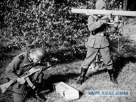 Самое необычное оружие Второй мировой войны