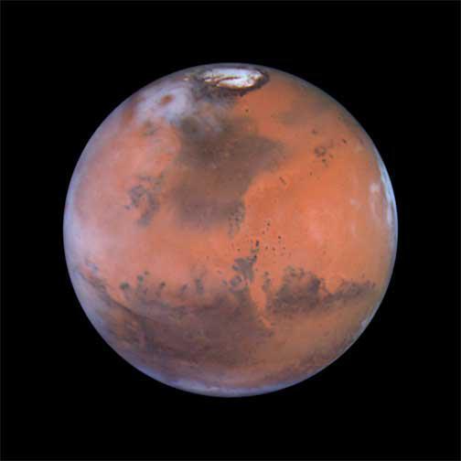 Марс - билет в один конец!