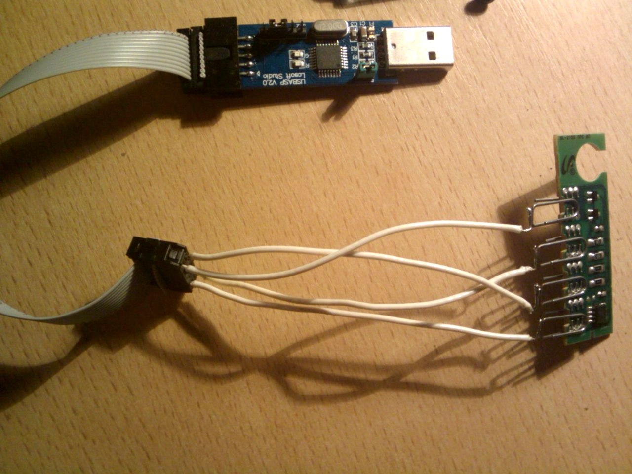 Как сделать кабель для перепрошивки