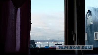 Моя командировка в Гренландии