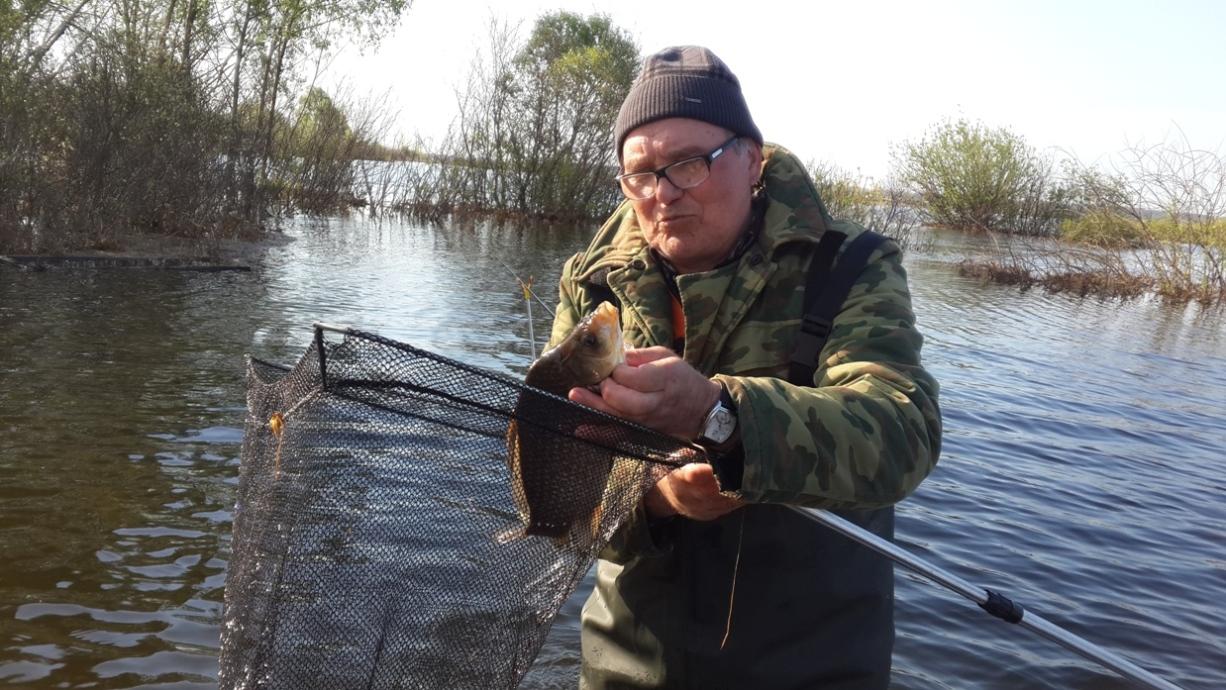 рыбалка на карася весной в новосибирске