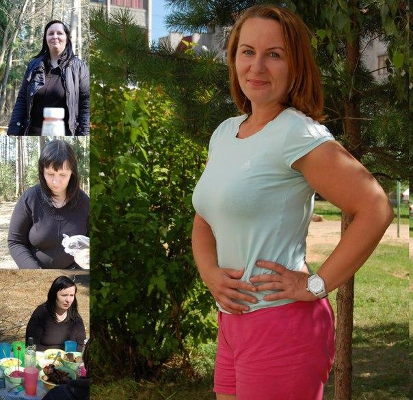 Похудеть на 15 кг за 4 месяца