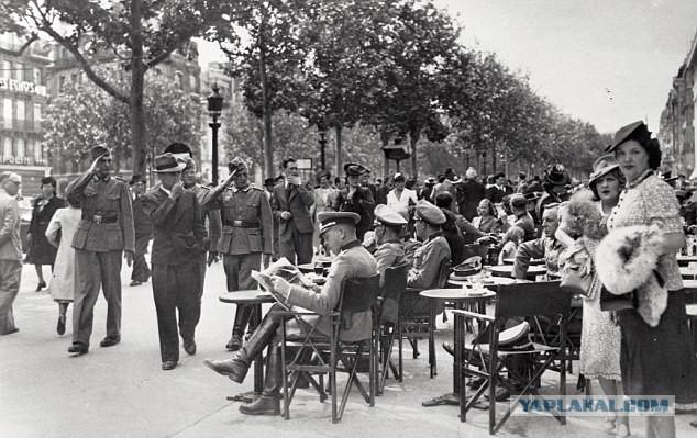 Героический Париж