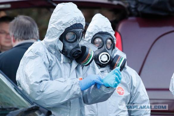 Скотланд-Ярд установил отравителей Скрипаля — это русские
