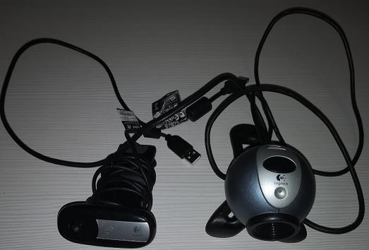 Две камеры Logitech