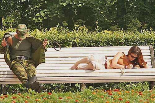 """Для """"откосивших"""" от армии готовят повышенный налог"""