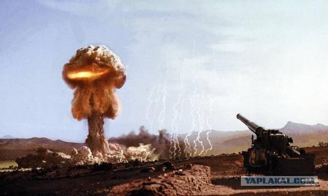 Супероружие в истории человечества