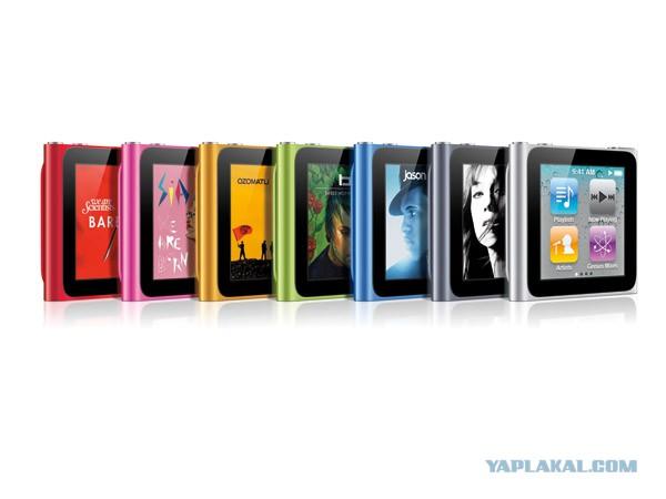 Купил бы iPod nano 6
