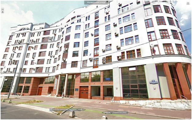 У дочери Собянина квартира 308м2 в центре Москвы