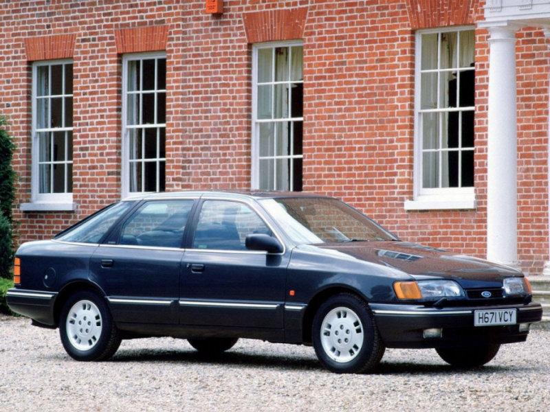 b Продажа Ford /b Scorpio I (GAE…
