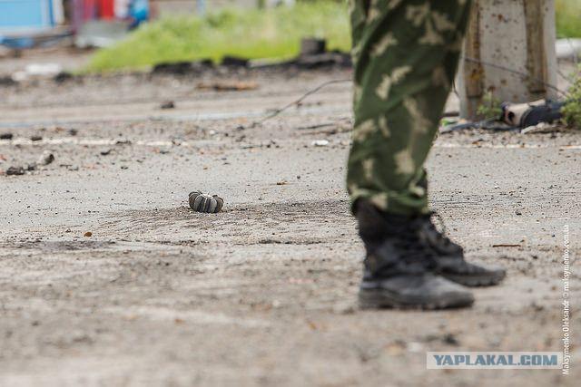 В ЛНР сообщили о прибытии украинских силовиков в российской форме