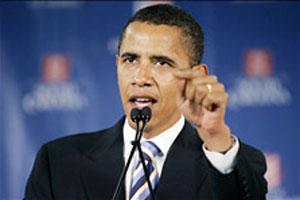 Барак Обама перешел на тяжелые наркотики