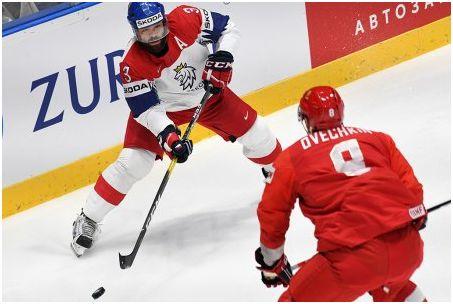 Сборная России по хоккею подтвердила статус фаворита ЧМ