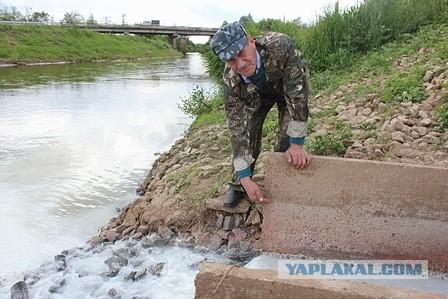 В Удмуртии погибла река, вы слышали?