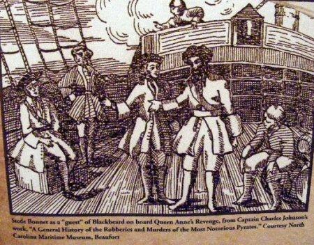 """Самые известные пираты  """"Золотого века пиратства"""""""