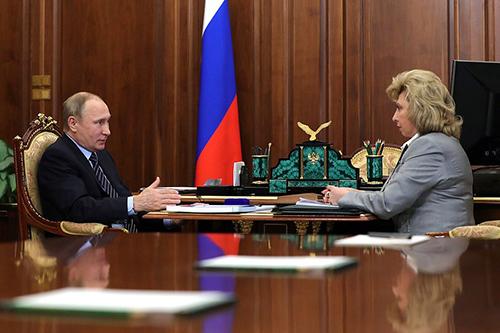 Москалькова призвала проиндексировать зарплату силовиков