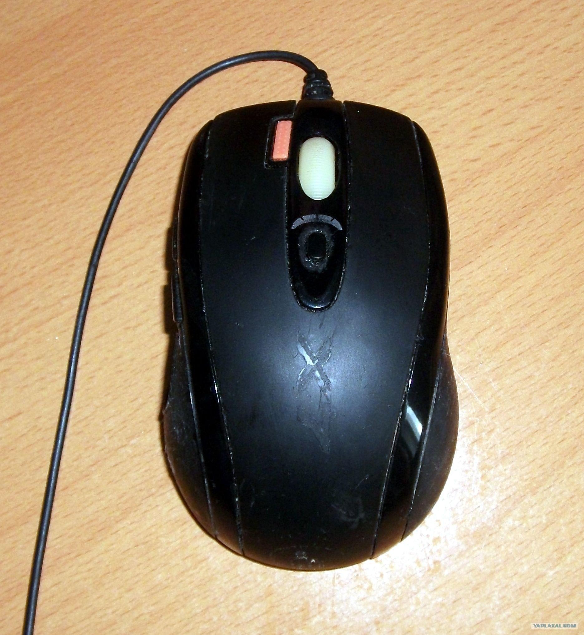 Как сделать беспроводную мышь самому