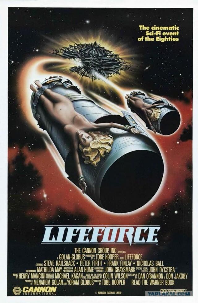 Watch Lifeforce (1985) Full Movie - YouTube