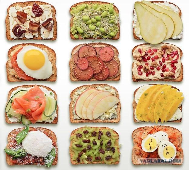 Простые и вкусные завтраки рецепты с фото